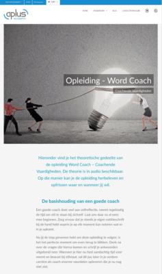 life coach opleiding